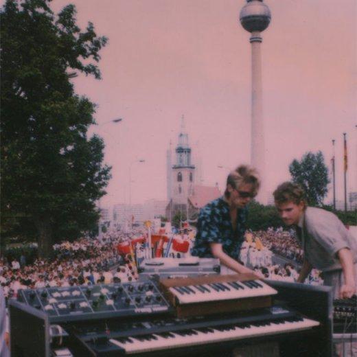 Julius Krebs e a Fernsehturm